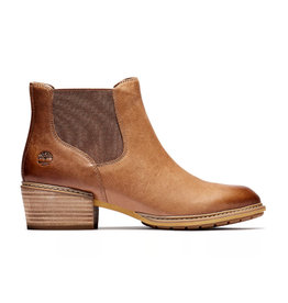 Timberland Timberland - Sutherlin Bay Chelsea women boots brown