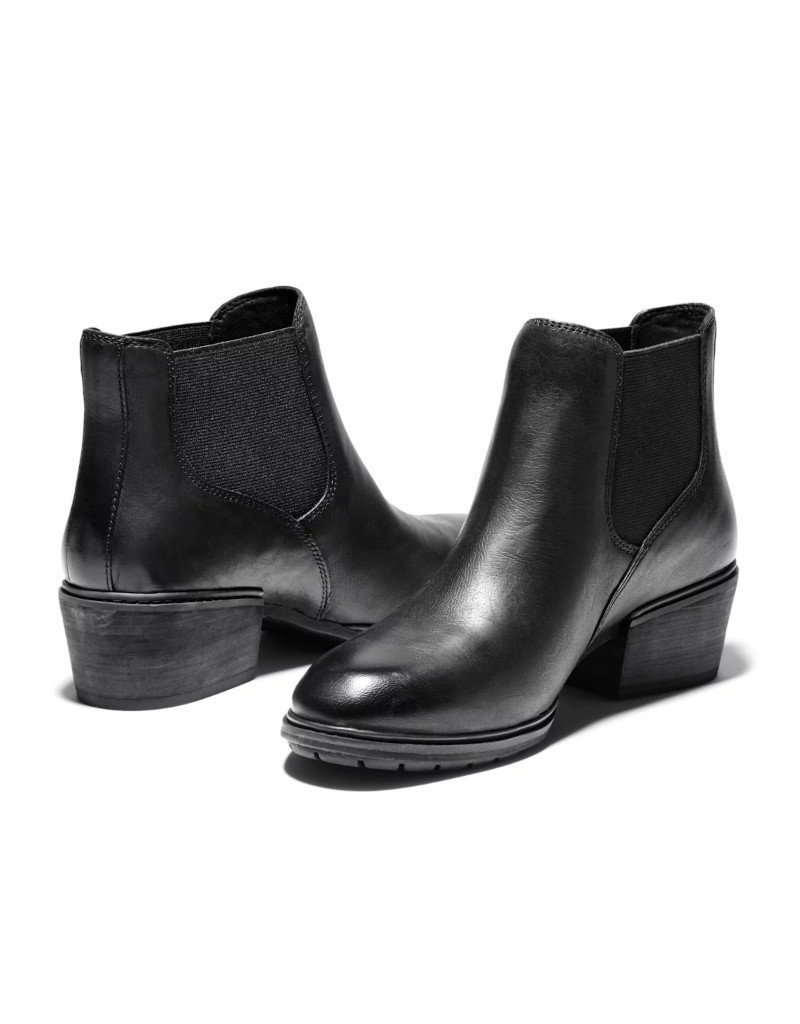 Timberland Timberland - Sutherlin Chelsea bottes femme Noir