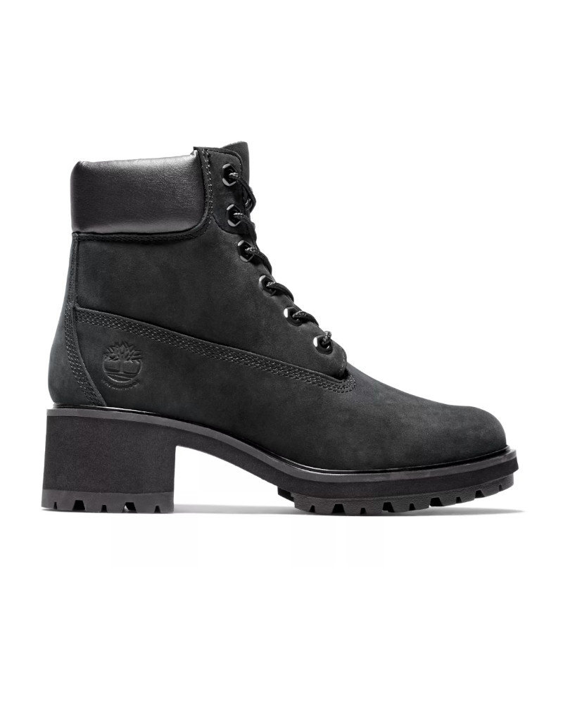 Timberland Timberland - Kinsley 6 Inch bottes impermeable en nubuck pour femme - TB0A25C4 | Noir