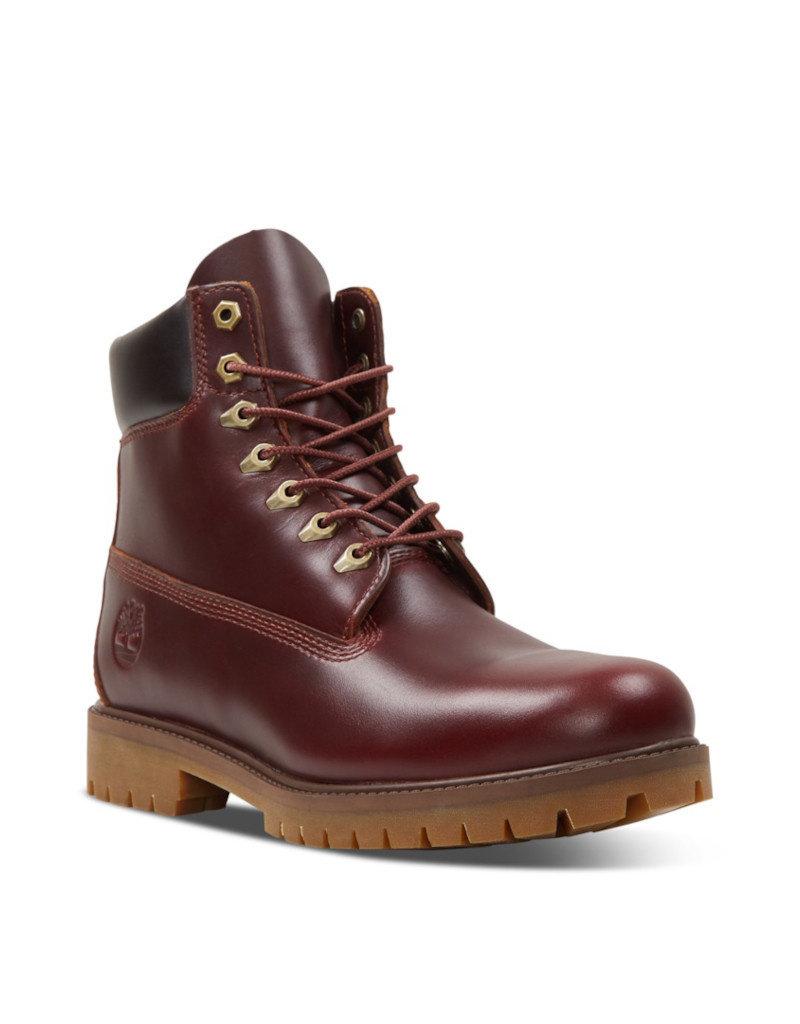 "Timberland Timberland - Heritage 6"" Men -- TB0A22W9W79 | Brown Full Grain"