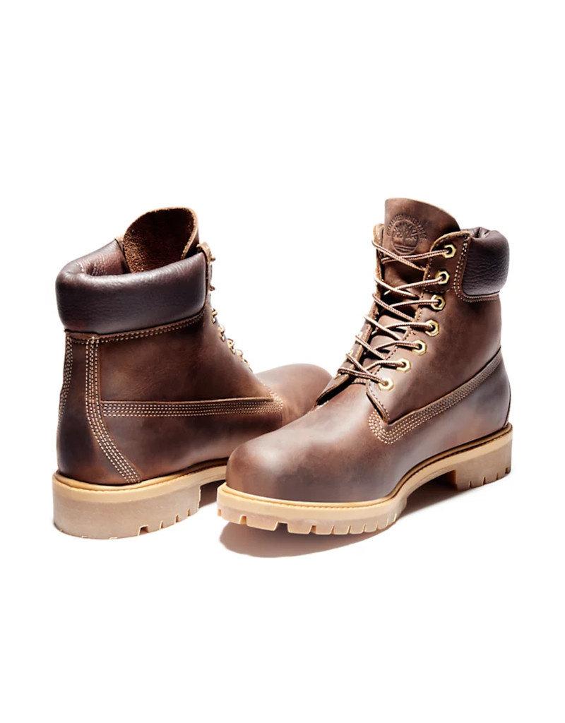 Timberland Timberland - Men Premium 6 IN -- TB027097214    Brown Full Grain