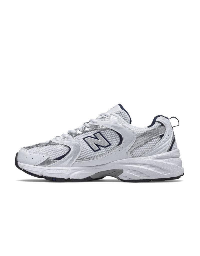 New Balance New balance - 530 -- MR530SR Chaussures décontractées |  Blanc/Marine