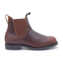 Canada West Canada West - Men Boots Leather Chelsea Pecan