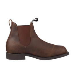 Canada West Canada West - Bottes en cuir Chelsea Crazy  Horse