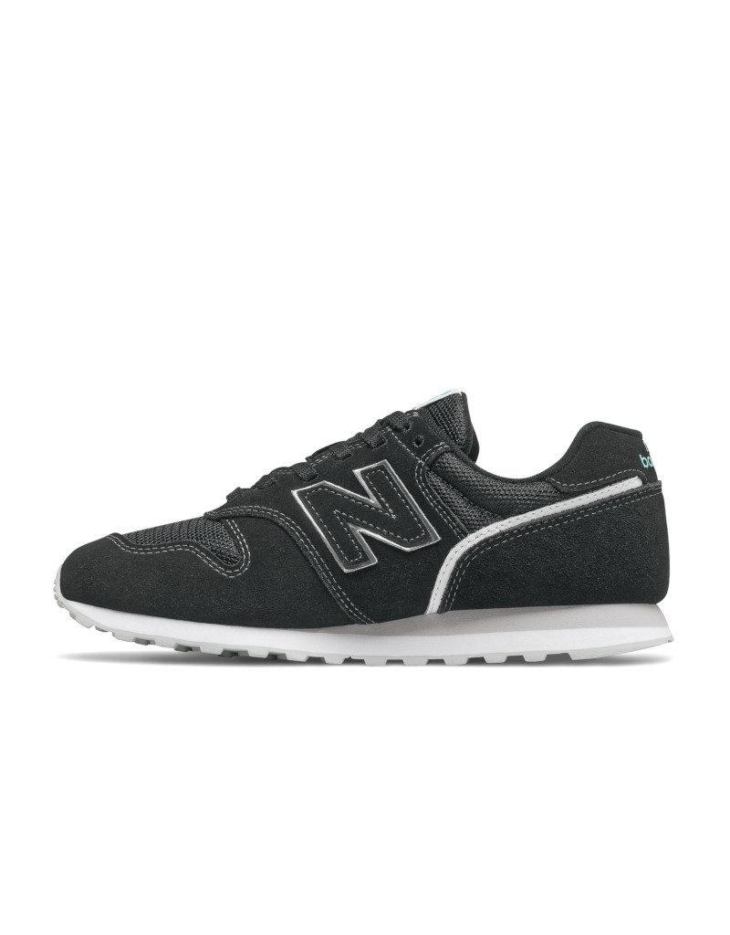 New Balance Chaussure décontractée femme New Balance WL373FT2 | Noir/Argent