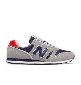 New Balance New Balance 373 homme  Gris/marine/rouge