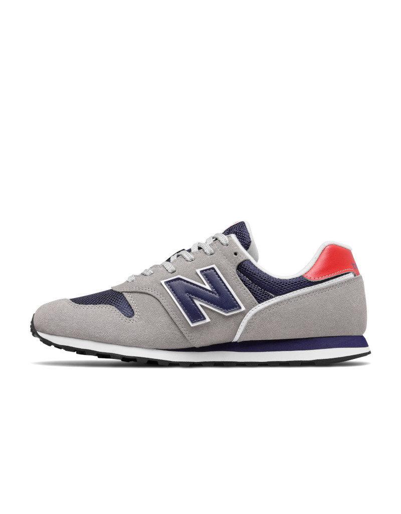 New Balance Chaussure décontractée homme New Balance ML373CT2    Gris/marine/rouge