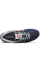 New Balance Chaussure décontractée homme New Balance ML373CS2  Marine/Rouge