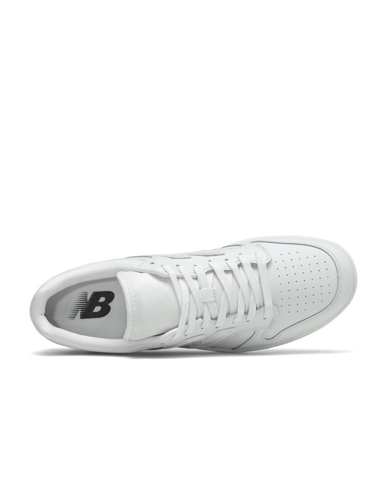 New Balance Chaussure Unisexe New Balance 480 - BB480LWW Blanc