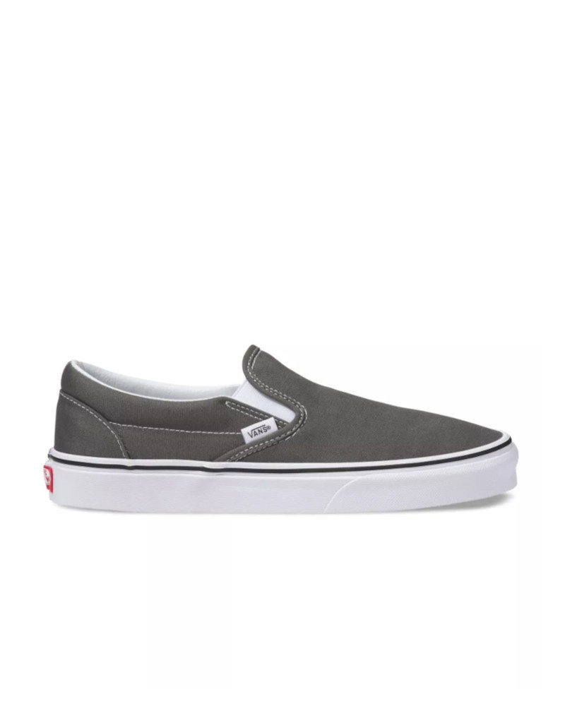Vans Chaussures unisexe Vans Classic Slip-on Anthracite