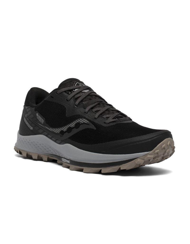 Saucony Chaussures de trail Homme Saucony Peregrine 11 GTX Noir