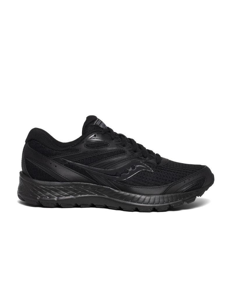 Saucony Chaussures de course femme Saucony Cohesion 13 noir