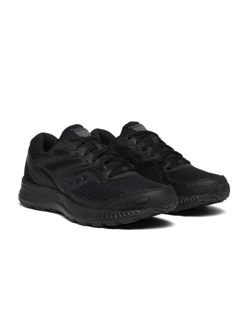 Saucony Running women shoes Saucony Cohesion 13 black