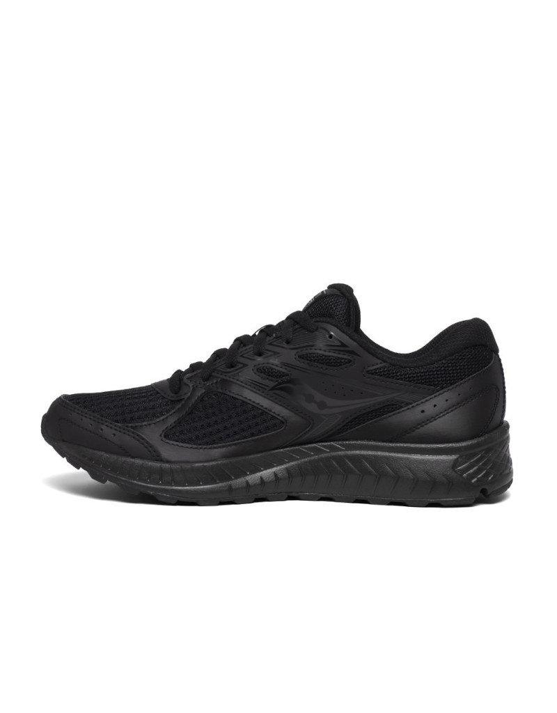 Saucony Chaussures de course Homme Large Saucony Cohesion 13 noir