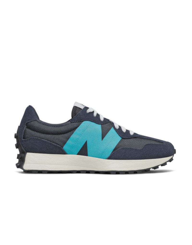 New Balance Chaussures Unisex New Balance 327 MS 327 FD  Bleu Marine