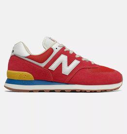 New Balance New Balance  574  ML574HA2  Rouge/ White