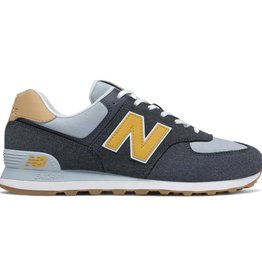 New Balance New Balance  574  ML574NA2 Gris Foncé/Jaune