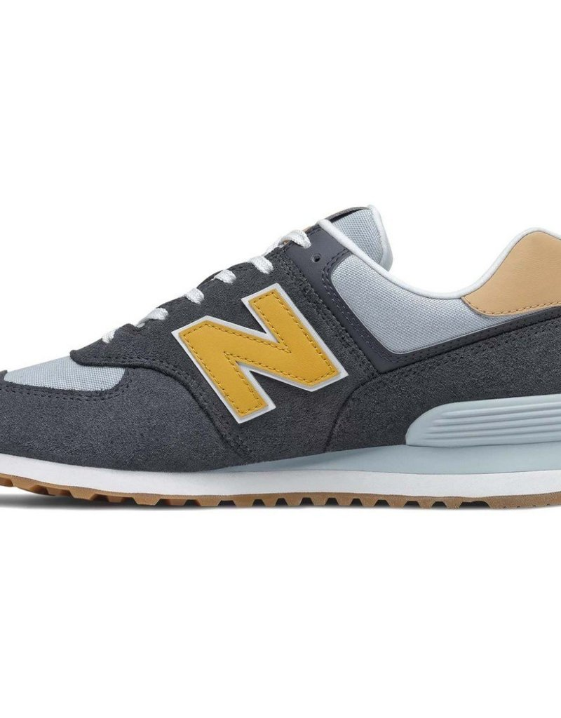 New Balance New Balance  574  ML574NA2  Dark Grey/Yellow