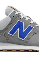 New Balance New Balance  574 ML574NE2  Gris/Bleu