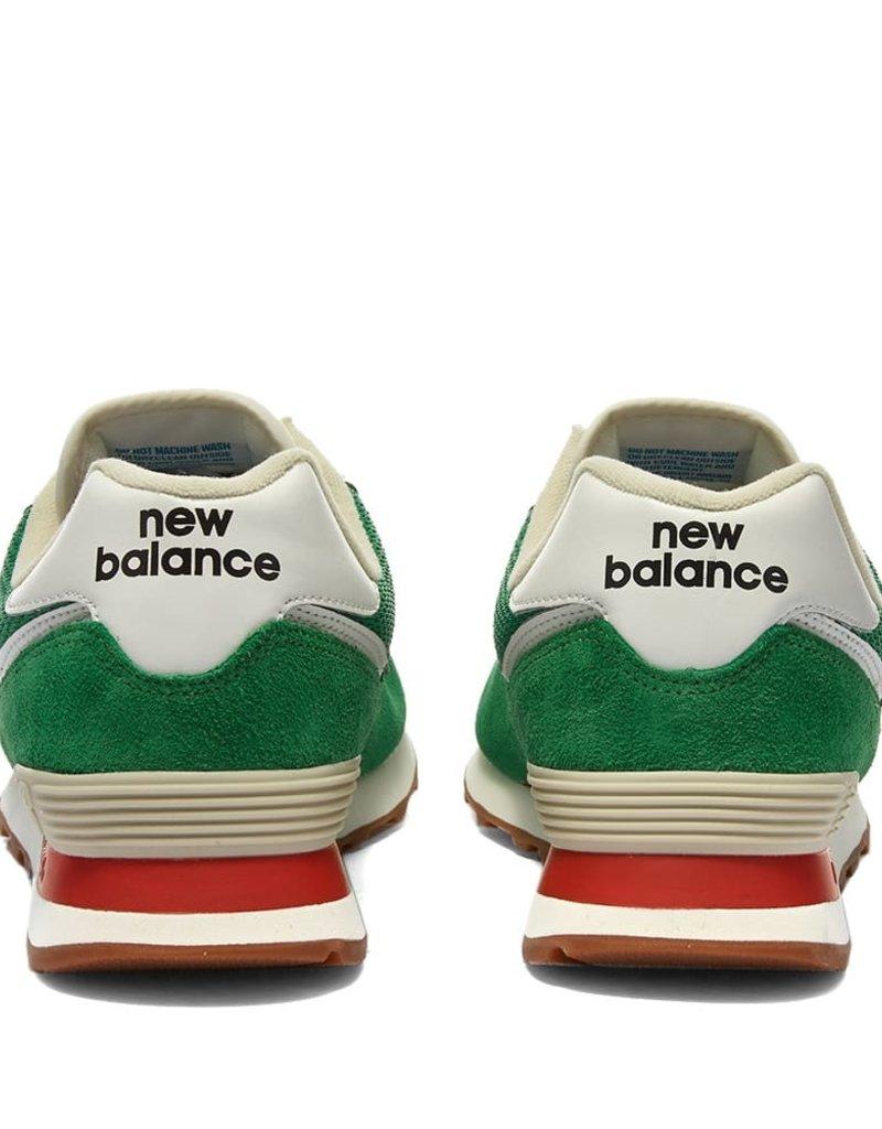 New Balance New Balance  574  ML574HE2 Green/ White