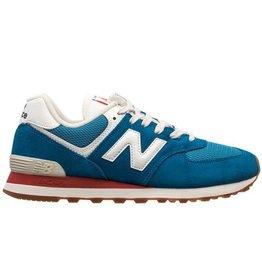 New Balance New Balance  574  ML574HC2  Bleu/Blanc