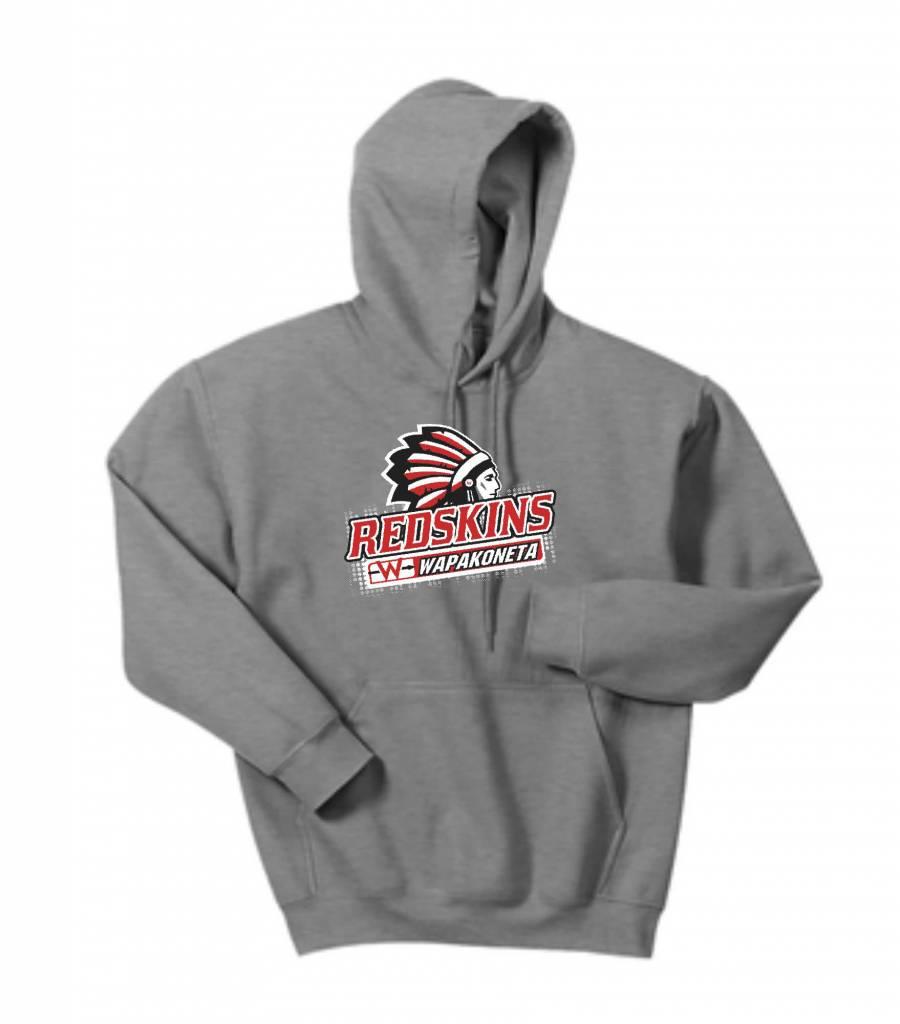 Gildan W306 - 18500b Gildan Youth Heavy Blend Hooded Sweatshirt -