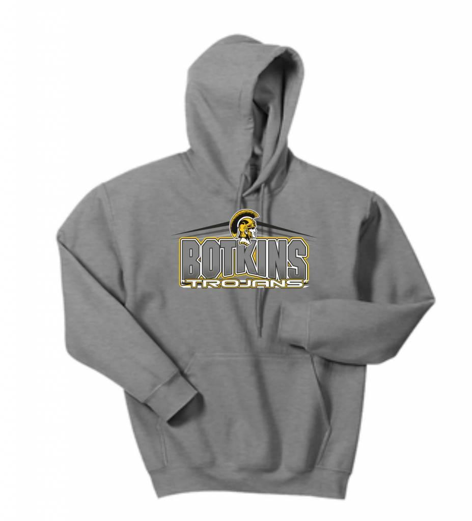 Gildan B178 - 18500B Gildan Youth Heavy Blend Hooded Sweatshirt -