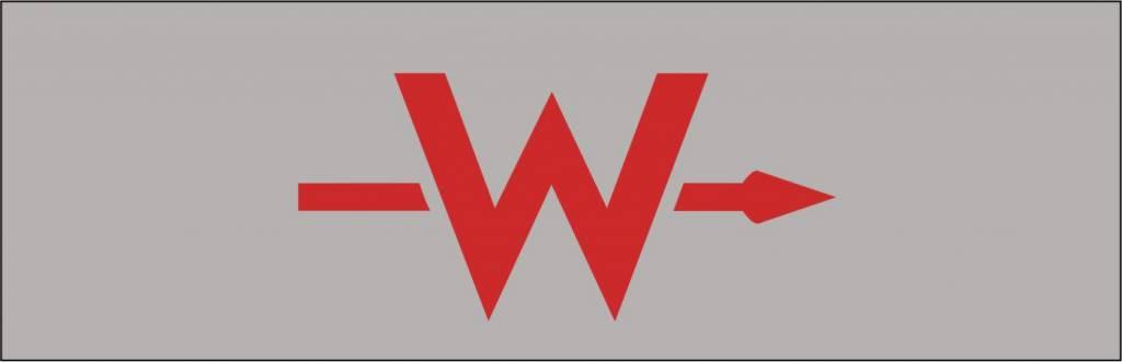 Pennant W329 - 5243 Ringer Stripe Crew -