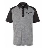 Adidas B203 - A145  Adidas - Heather Block Sport Shirt -
