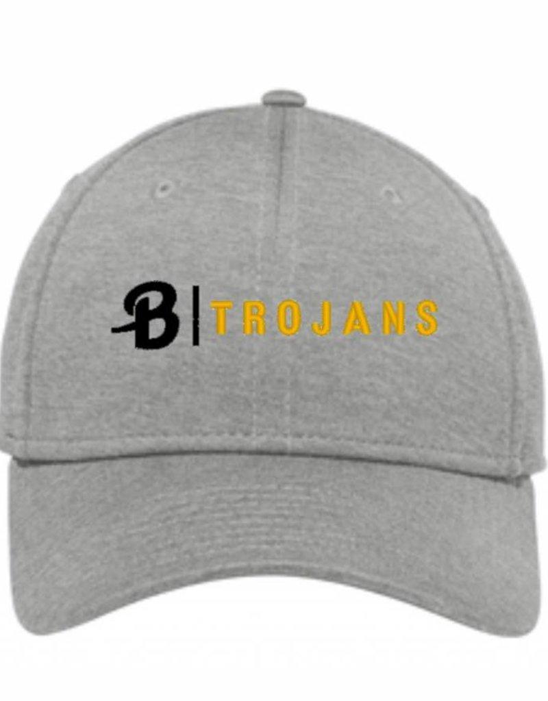 New Era B185 - NE703 New Era Hthr Cap -