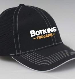 Pacific Headwear B195 - 355M Soft Trucker Mesh Adjustable Hat  -