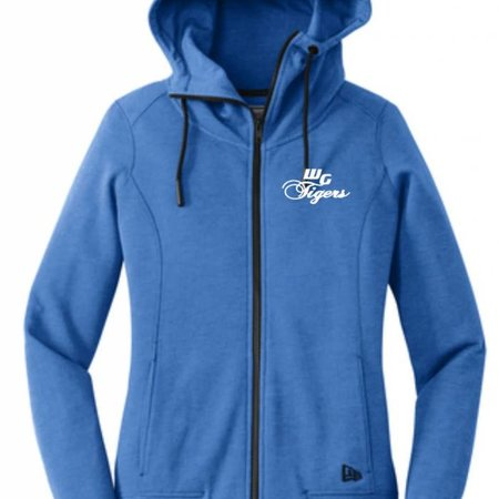 New Era T155 - LNEA511 Fleece Full-Zip Hoodie -