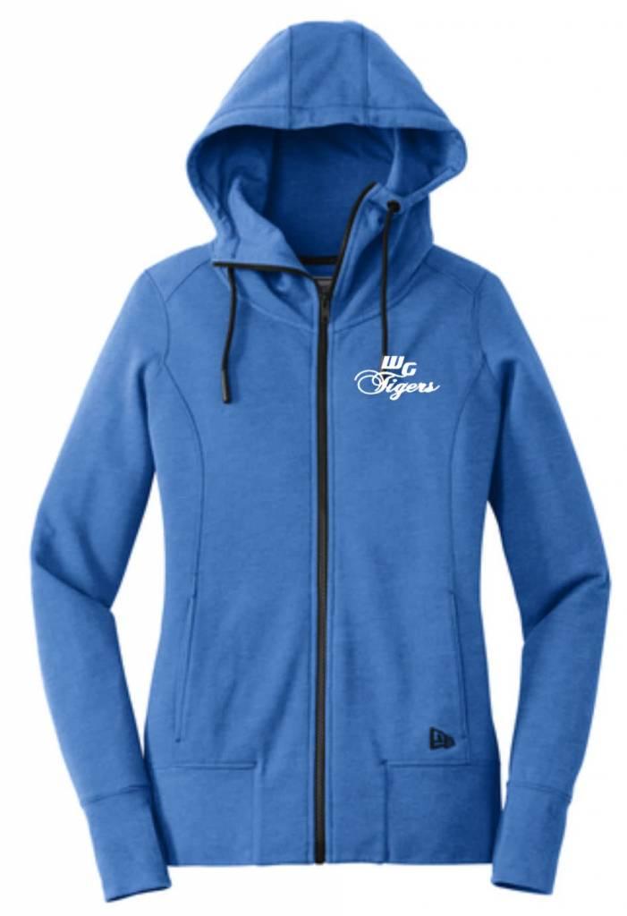 New Era T155 - LNEA511 Fleece Full-Zip Hoodie -