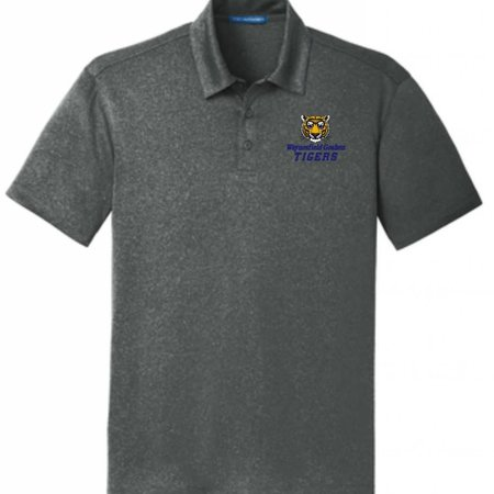 Port Authority T163 - K576 Port Authority Heather Polo -