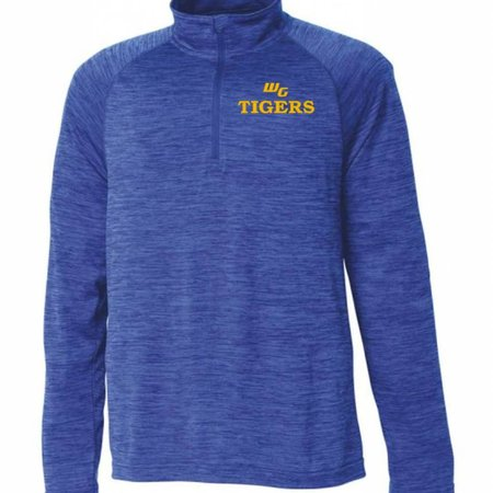 Charles River T164 - 9763 Men's Space Dye Performance Pullover -