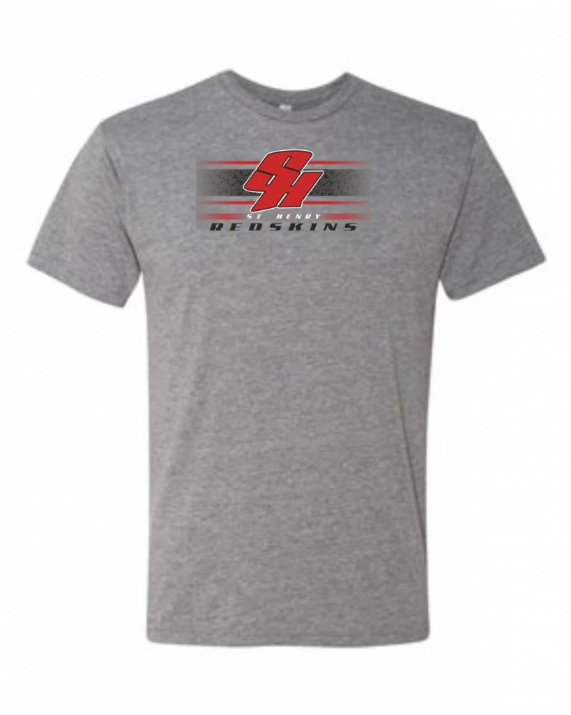 Next Level H325 - 6010 Next Level Crew T-shirt -