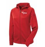 Sport Tek H342 - L248 Ladies Sport Tek Full Zip Jacket -