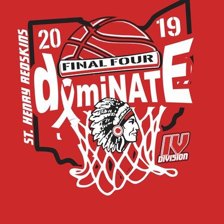St. Henry Basketball - Final Four