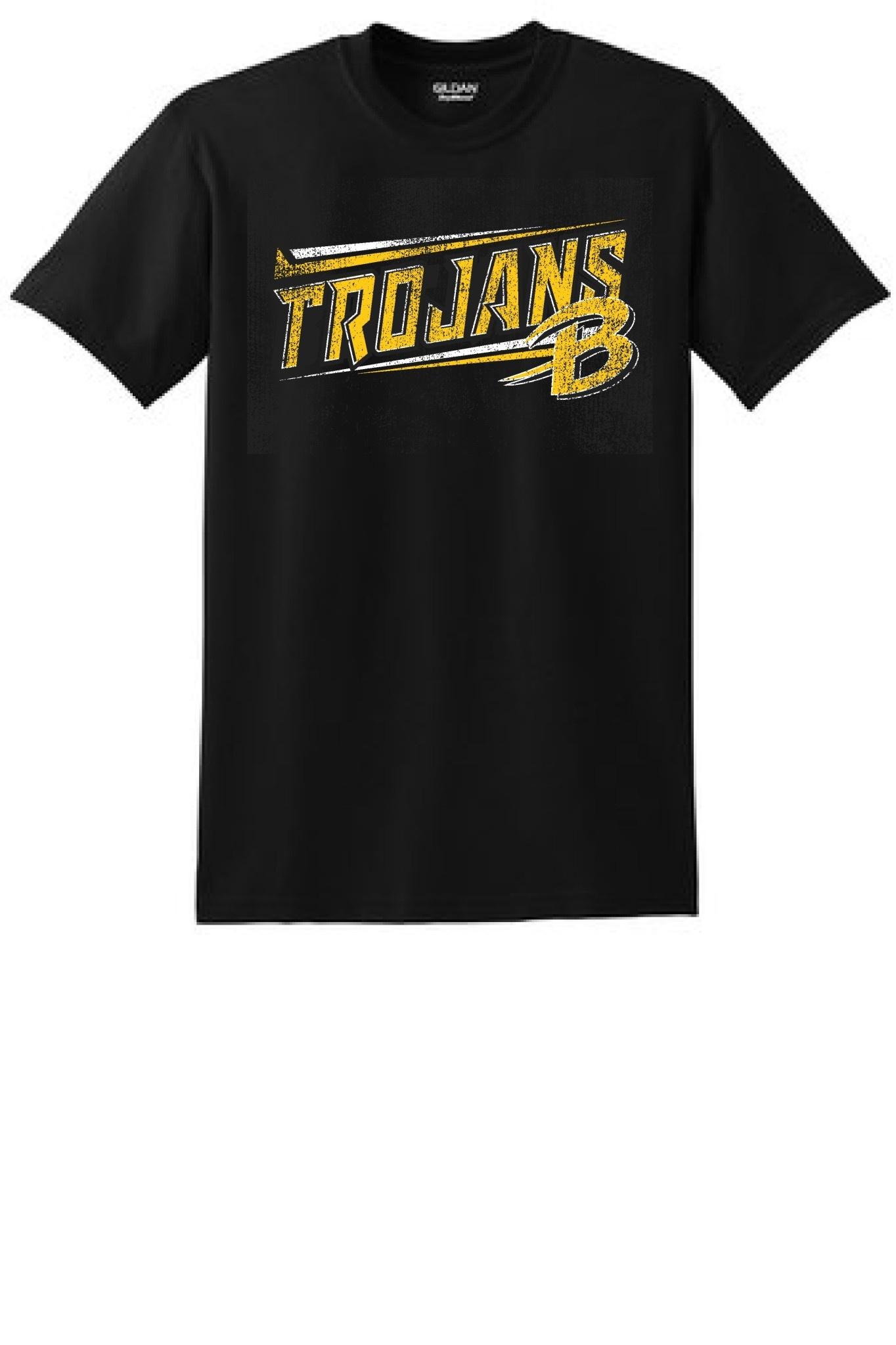 B222-8000 Gildan 50/50 T-shirt