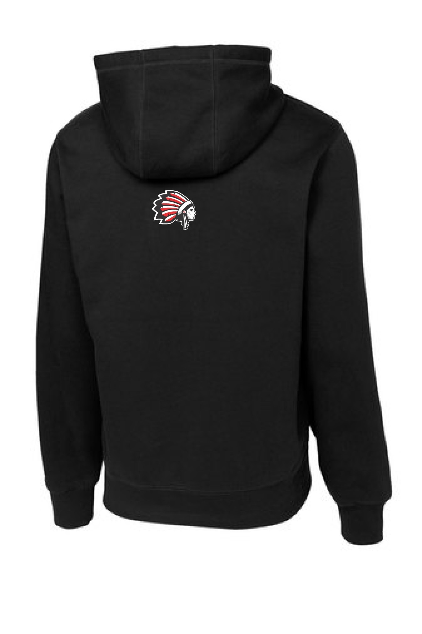 W398-ST254 Hooded Sweatshirt