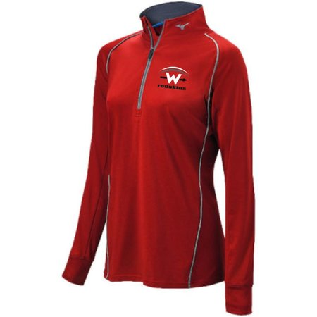 W367 - 350589 Mizuno Ladies 1/4 Zip