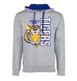 T175-9301Terry Hooded Pullover