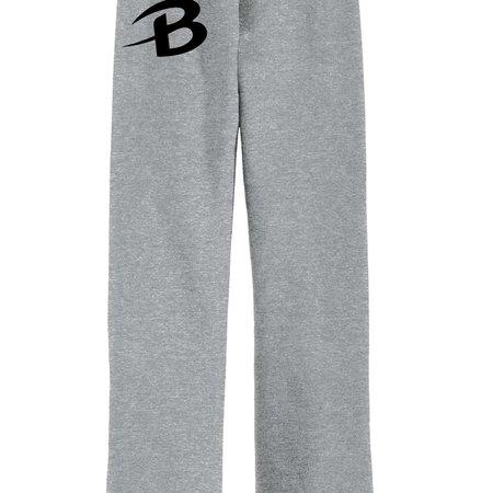 B235-18400 Gildan Open-Bottom Sweatpant