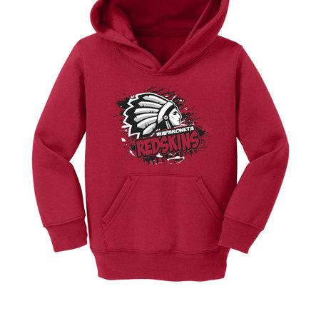 W426-CAR78TH P&C Toddler Hooded Sweatshirt
