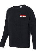 W387-8681 Women's Teddy Fleece Pullover