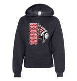 Independent Trading Co. W434-SS4001Y Youth Midweight Sweatshirt