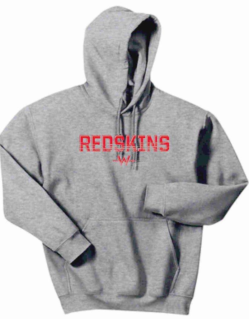 Gildan W442-18500b Youth Hooded Sweatshirt