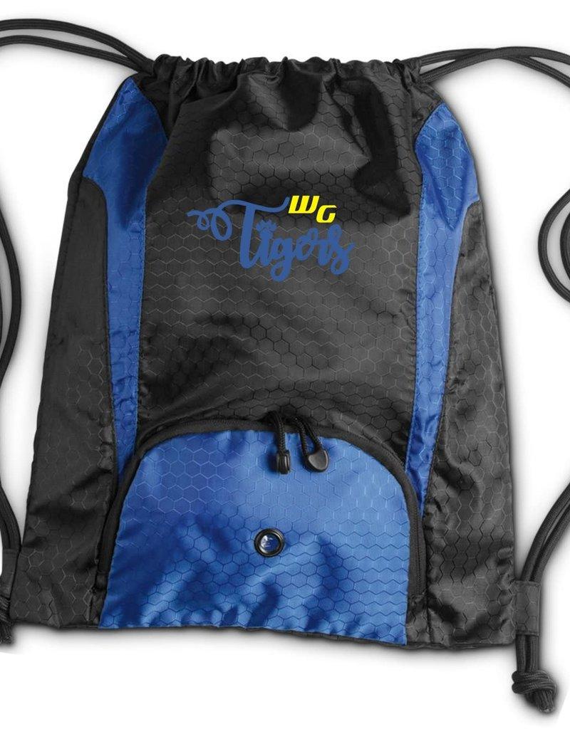 Liberty Bags T181-8890 Santa Cruz Drawstring Bag