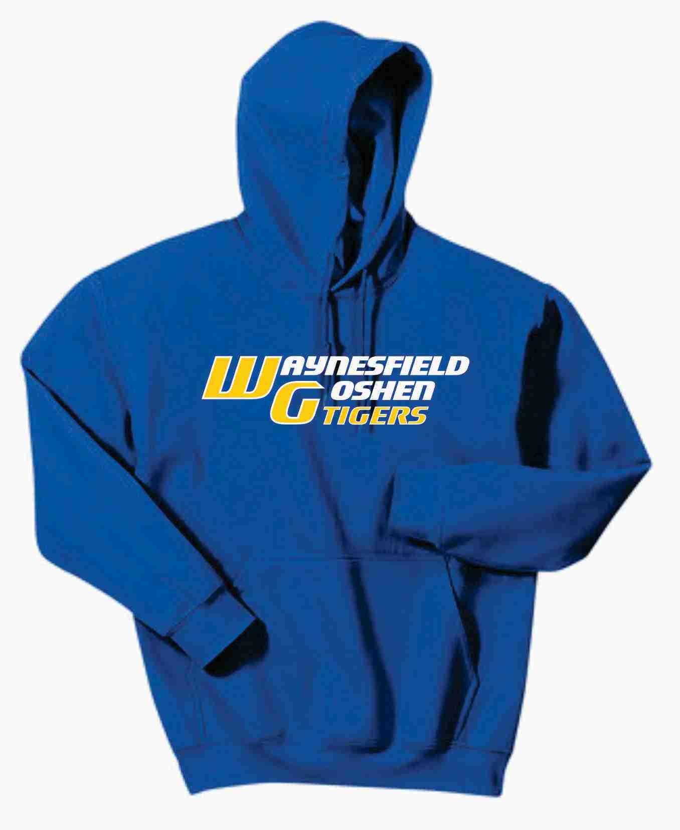 Gildan T185-18500 Gildan Hooded Sweatshirt