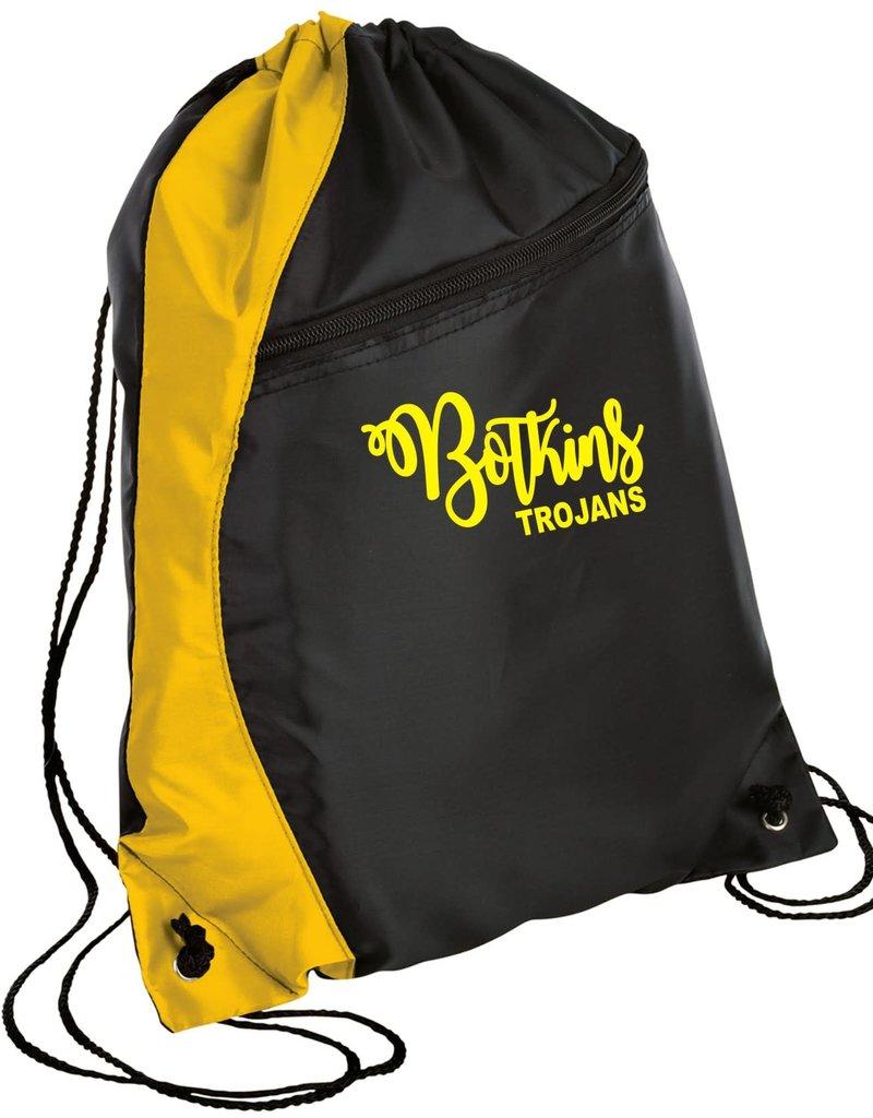 Port Authority B244-BG80 Port Authority Colorblock Cinch Bag